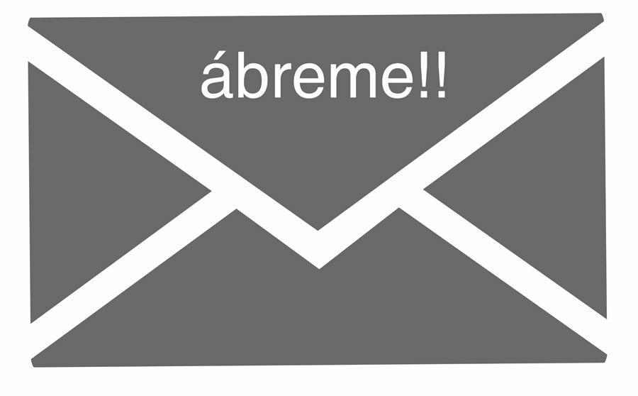 asuntos para tus mails