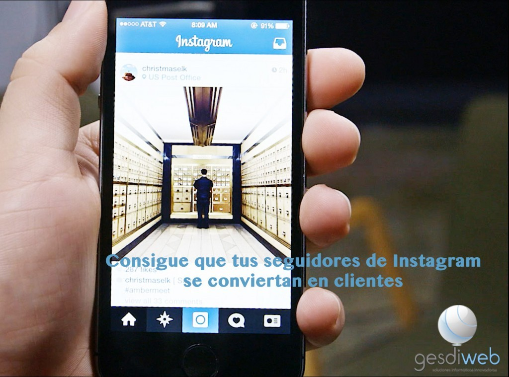 de seguidores de instagram a clientes