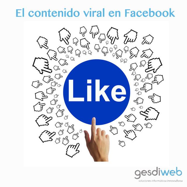 contenido viral en facebook