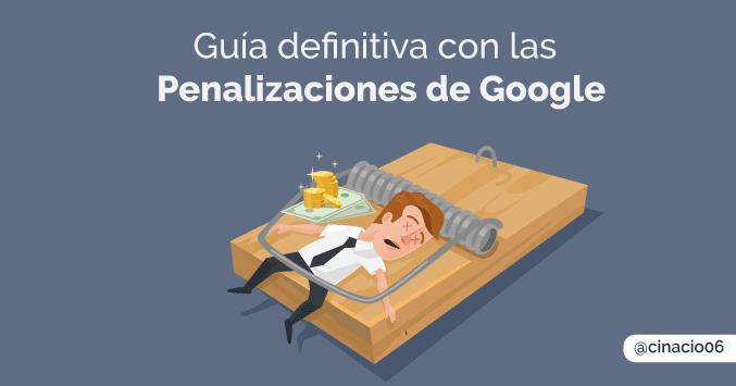 penalizaciones-google-guia